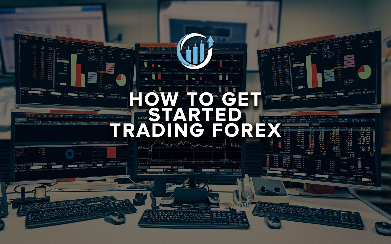 How To Get Started Trading Forex