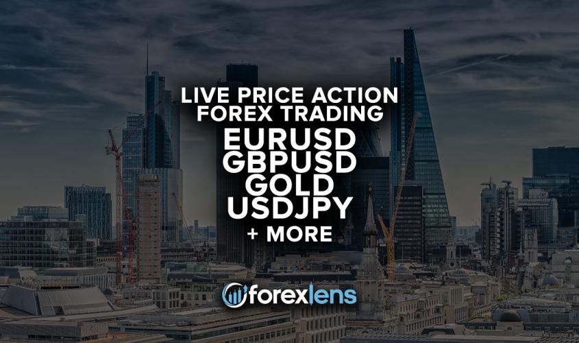 Price Action Forex - EURUSD, GBPUSD, GOLD & USDJPY Analysis - Forex Lens