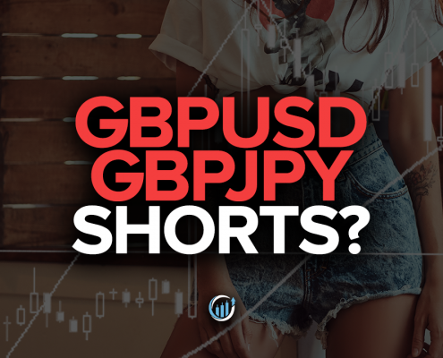 GBPUSD GBPJPY Shorts