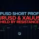 Live Forex Analysis GBPUSD XAUUSD EURUSD