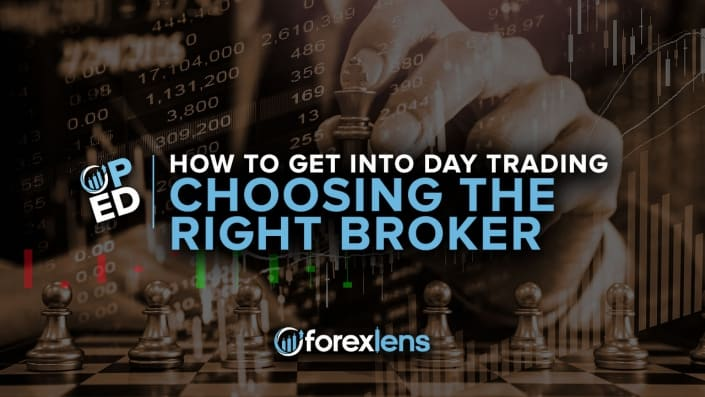 Forex Lens How to Get Started Trading Forex Choosing the Right Broker