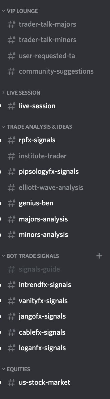 forex lens discord chat room
