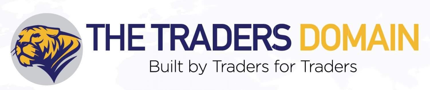 the traders domain logo
