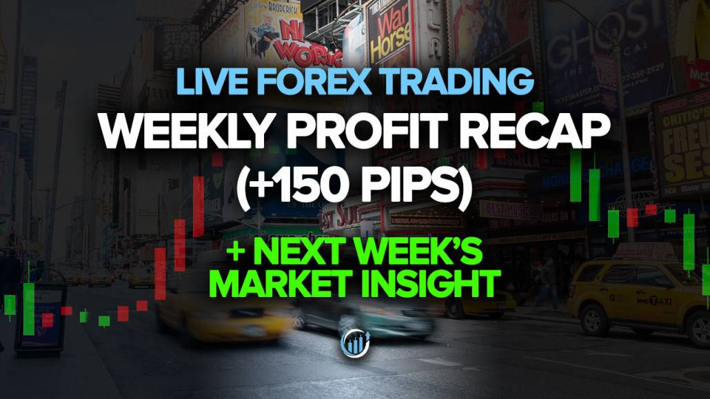 Weekly Profit Recap (+150 Pips) + Next Week's Market Insight