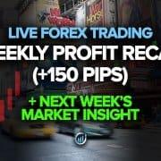 每周利润回顾(+150点)+下周的市场洞察