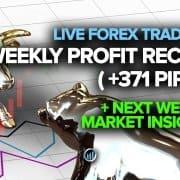 Viikkotuloskehitys (+371 pistettä) + ensi viikon markkinatiedot