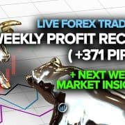 Weekly Profit Recap (+371 Pips) + Next Week's Market Insight
