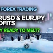 Live Forex Trading - EURUSD and EURJPY Profits + DXY Ready to Melt?