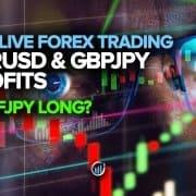 प्रत्यक्ष विदेशी मुद्रा ट्रेडिंग - EURUSD र GBPJPY नाफा + CHFJPY लामो?