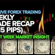 315 Pips Weekly Recap with RP Forex (July 31)