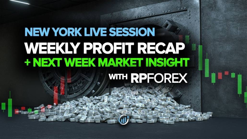 Weekly Profit Recap (+225 Pips) + Trades for Next Week