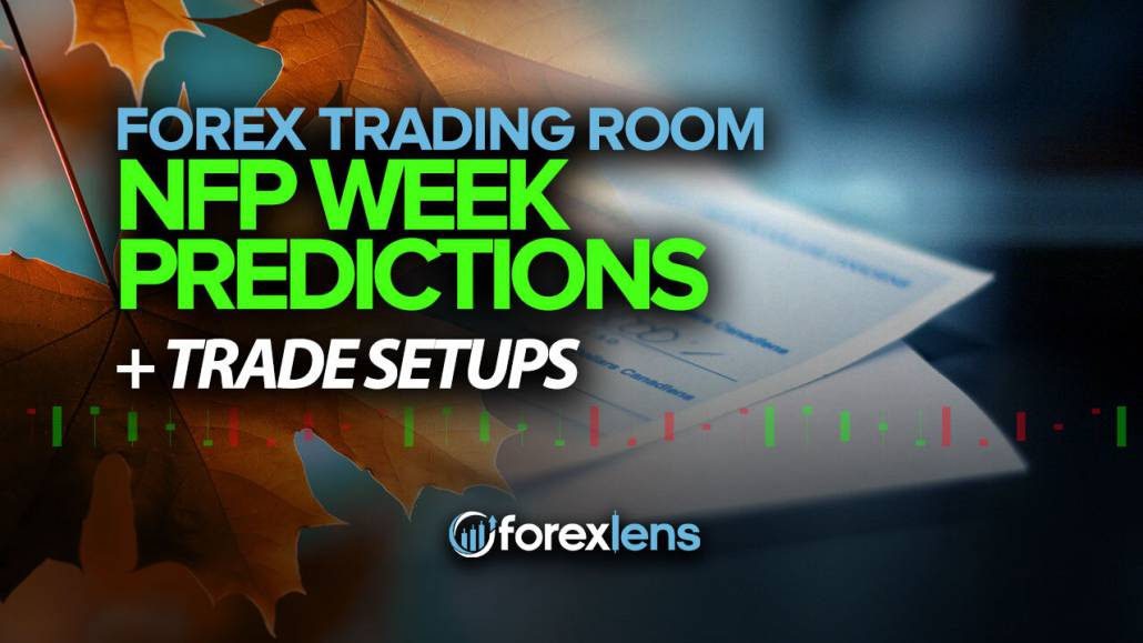 NFP Week Predictions and Trade Setups