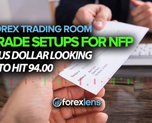 Trade Setups for NFP, US Dollar Looking to Hit 94.00