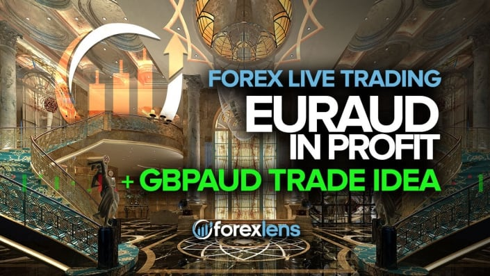 EURAUD in Profit + GBPAUD Trade Idea