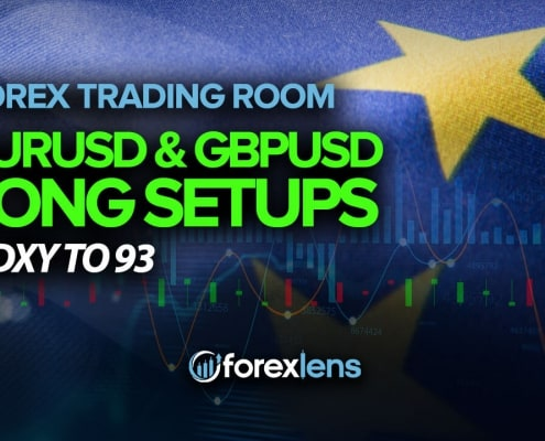 EURUSD and GBPUSD Long Setups + DXY to 93