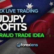 AUDJPY Profits (+110 Pips) + EURAUD Trade Idea