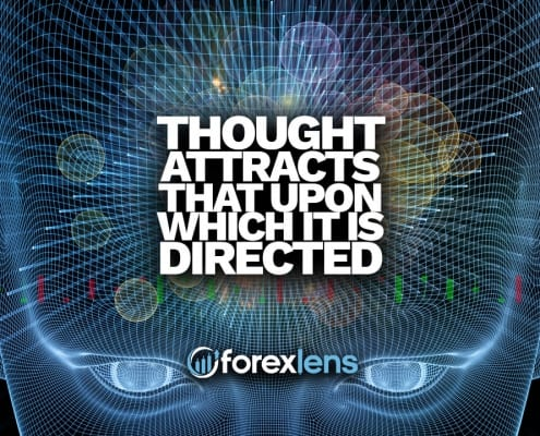 Thought Attracts that Upon which it is Directed