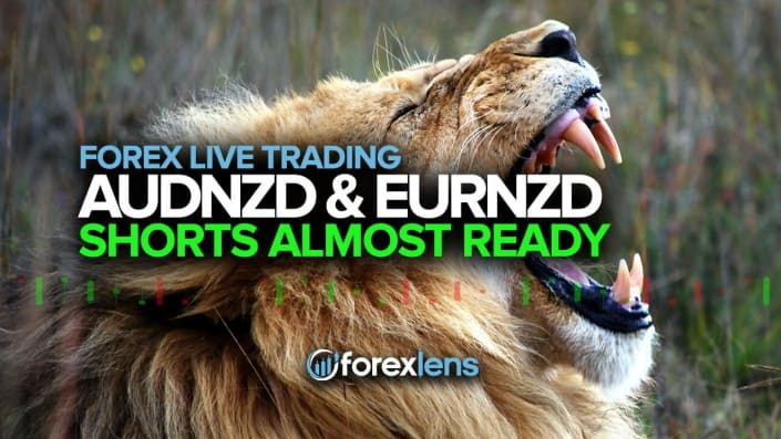 AUDNZD and EURNZD Shorts are Almost Ready!