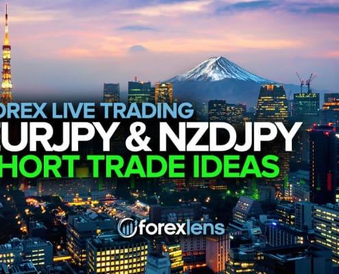 EURJPY and NZDJPY Short Ideas