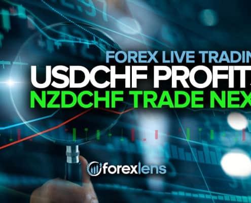 USDCHF Profits + NZDCHF Trade Next?