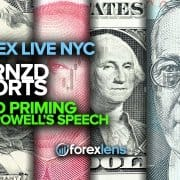 EURNZD Shorts + USD Priming For Powell's Speech