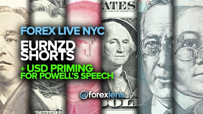 Pages Priming enim breves EURNZD + Powell Allocutio