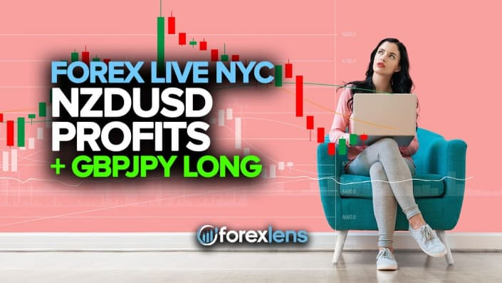 NZDUSD Profits + GBPJPY Long