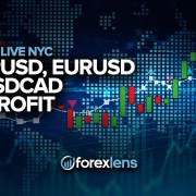 GBPUSD, EURUSD and USDCAD in Profit