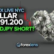 Dollar to 91.200 + USDJPY Short?