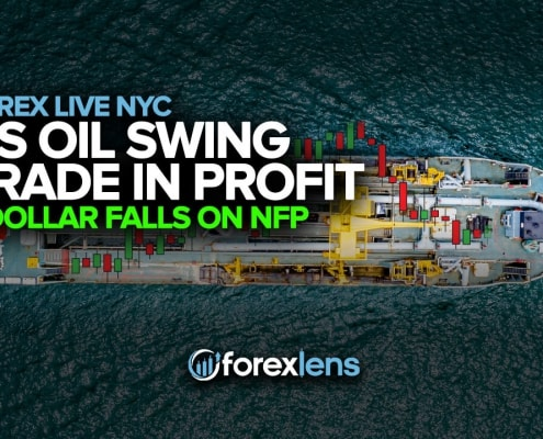 US Oil Swing Trade in Profit + Dollar Falls on NFP
