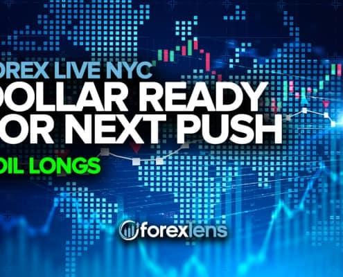 Dollar Ready for Next Push + Oil Longs