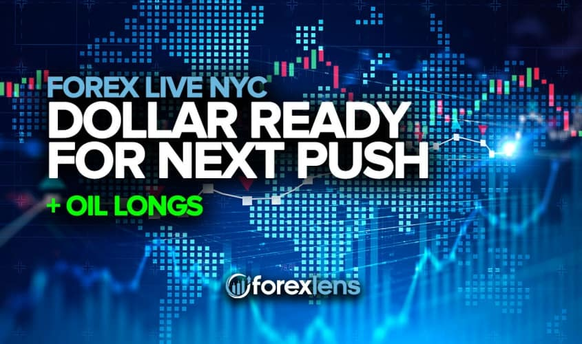 Dollar Ready for Next Push + Oil Longs