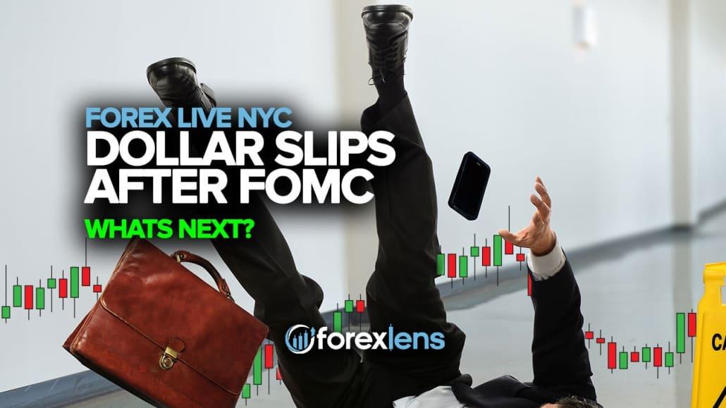 FOMC-dan keyin dollar siljiydi, keyin nima bo'ladi?
