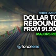 Dollar to Rebound From 91.90? Majors Rise