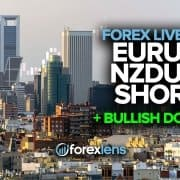 EURUSD & NZDUSD Shorts + Bullish Dollar