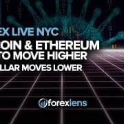 Bitcoin and Ethereum Set to Move Higher as Dollar Moves Lower