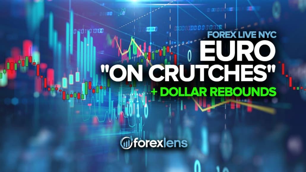 """Evro """"Balog'atda"""" va Dollar qayta tiklandi"""