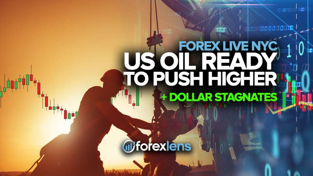 AQSh nefti dollarning turg'unligi sababli yuqoriroq turishga tayyor