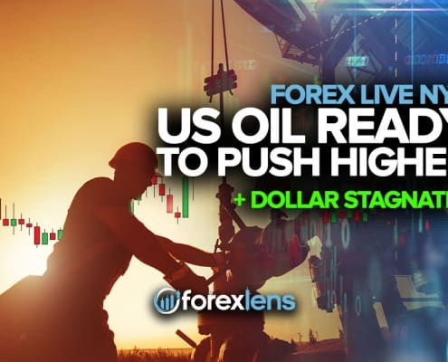US Oil Ready to Push Higher as Dollar Stagnates