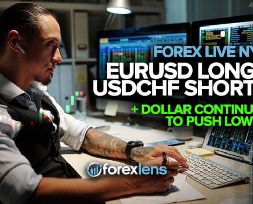 EURUSD Longs and USDCHF Shorts as Dollar Continues Push Lower