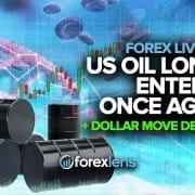 Les positions longues sur le pétrole américain sont de nouveau entrées alors que le mouvement du dollar a été retardé