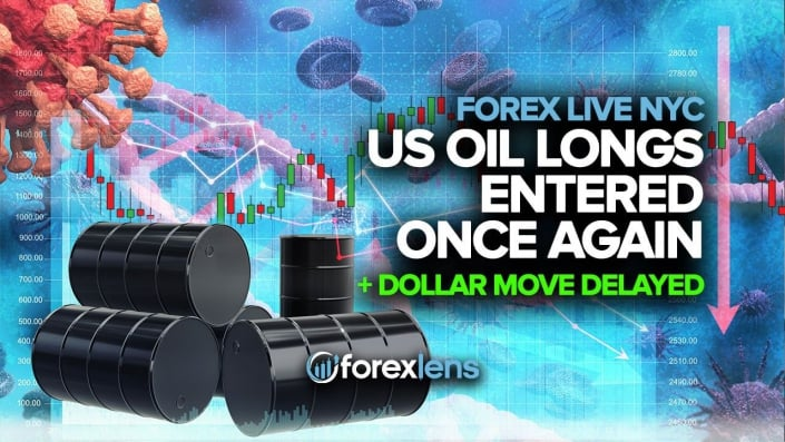 US Oil Longs Entered Once Again as Dollar Move Delayed