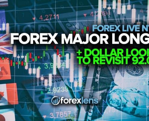 Forex Major langet as dollar sjocht nei 92.00 opnij