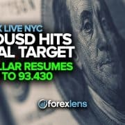 NZDUSD نے حتمی ہدف + ڈالر کو 93.430 تک دوبارہ شروع کیا
