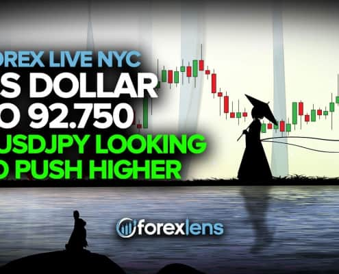 US Dollar to 92.750 with USDJPY Looking to Push Higher