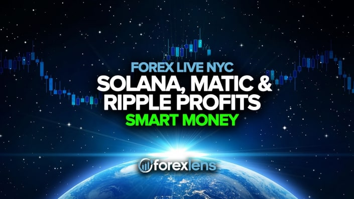 Profits from our Solana, Matic, and Ripple (Using Smart Money)